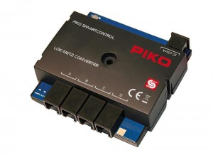 Konwerter PIKO SmartBox do LocoNET, PIKO 55044