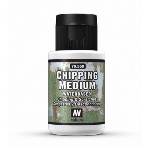 Chipping Medium, 35 ml, Vallejo 76550